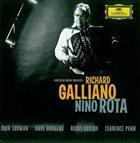 RICHARD GALLIANO Nino Rota album cover