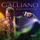 RICHARD GALLIANO Sentimentale album cover