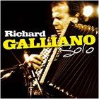 RICHARD GALLIANO Solo (2007) album cover