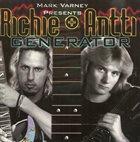 RICHARD HALLEBEEK Richie & Antti : Generator album cover