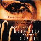 RICHARD HOROWITZ Richard Horowitz & Sussan Deyhim : Majoun album cover