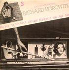 RICHARD HOROWITZ Oblique Sequences album cover