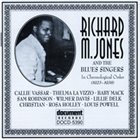 RICHARD M JONES Richard M. Jones & The Blues Singers 1923-1938 album cover