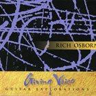 RICHARD OSBORN Giving Voice : Guitar Explorations album cover