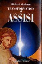 RICHARD SHULMAN Transformation At Assisi album cover