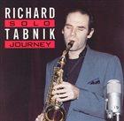 RICHARD TABNIK Solo Journey album cover