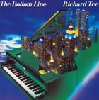 RICHARD TEE The Bottom Line album cover