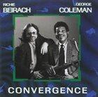 RICHIE BEIRACH Convergence album cover