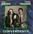 RICHIE BEIRACH Richie Beirach and George Coleman : Convergence album cover