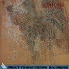 RICHIE BEIRACH Kahuna (with Masahiko Togashi) album cover