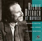 RICHIE BEIRACH Live at Maybeck Recital Hall, Volume 19 album cover