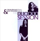RICHIE BEIRACH Richie Beirach & Laurie Antonioli : The Duo Session album cover