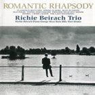 RICHIE BEIRACH Romantic Rhapsody album cover
