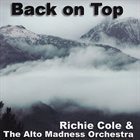 RICHIE COLE Back on Top album cover