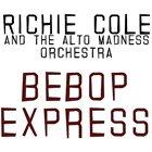 RICHIE COLE Bebop Express album cover