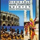 RICHIE COLE Bossa International album cover