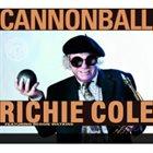 RICHIE COLE Cannonball album cover