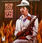 RICHIE COLE Keeper of the Flame album cover