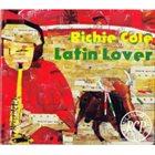 RICHIE COLE Latin Lover album cover