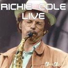 RICHIE COLE Live album cover