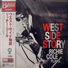RICHIE COLE Plays West Side Story album cover