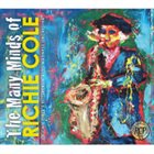 RICHIE COLE Richie Cole Alto Madness Orchestra: The Many Minds Of Richie Cole album cover