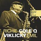 RICHIE COLE Richie Cole & Emil Viklicky Quintet (aka Castle Bop) album cover