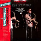 RICHIE COLE With Phil Woods Side By Side album cover