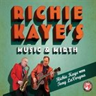 RICHIE KAYE Richie Kaye's Music & Mirth album cover