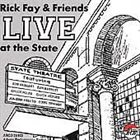 RICK FAY Live At The State Theatre album cover