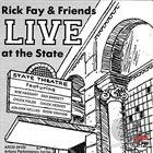 RICK FAY Live At The State Theatre album cover