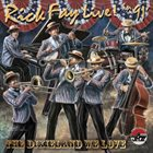 RICK FAY Live in 1991! The Dixieland We Love album cover