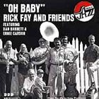 RICK FAY Oh Baby album cover