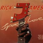 RICK JAMES Spacey Love album cover