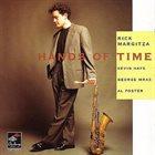 RICK MARGITZA Hands Of Time album cover