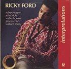 RICKY FORD Interpretations album cover