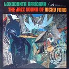 RICKY FORD Loxodonta Africana album cover