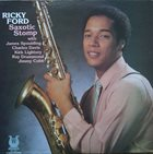 RICKY FORD Saxotic Stomp album cover