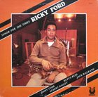 RICKY FORD Tenor for the Times album cover