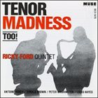 RICKY FORD Tenor Madness Too album cover