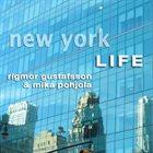 RIGMOR GUSTAFSSON New York Life album cover