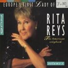 RITA REYS Europe's First Lady Of Jazz Rita Reys - The Great American Songbook  Volume 1 album cover