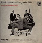 RITA REYS Marriage In Modern Jazz album cover