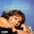 RITA REYS Memories Of You album cover