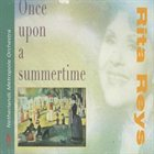 RITA REYS Once Upon A Summertime album cover