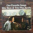 RITA REYS Our Favorite Songs album cover