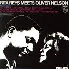 RITA REYS Rita Reys Meets Oliver Nelson album cover