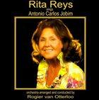 RITA REYS Sings Antonio Carlos Jobim album cover