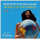 RIZ ORTOLANI Women Of The World (Original Motion Picture Sound Track Music) album cover