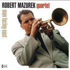 ROB MAZUREK Man Facing East album cover